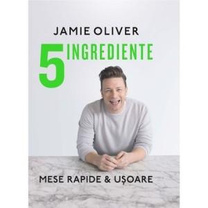 Carte 5 Ingrediente - Jamie Oliver