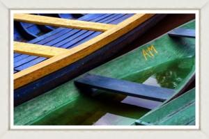 Tablou Framed Art Amazonian Boats