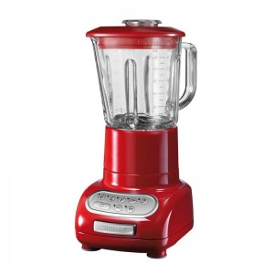 Blender Artisan, KitchenAid, 1,5 L-Rosu