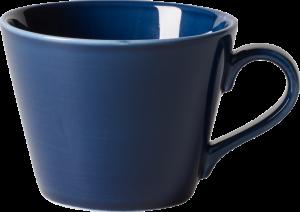 Ceasca cafea din portelan, Organic Bleumarin, 270 ml, Villeroy & Boch