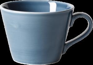 Ceasca cafea din portelan, Organic Turcoaz, 270 ml, Villeroy & Boch