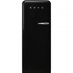 Congelator cu deschidere stanga CVB20LNE1, Negru, 60 cm, SMEG