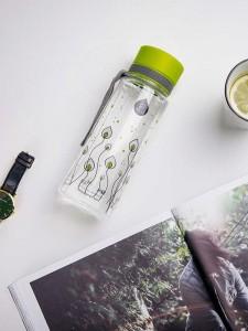 Sticla pentru apa Equa Green Leaves- 600 ml