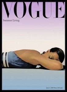 Tablou Poster Iconic Collection Vogue 1, 50 x 70 cm