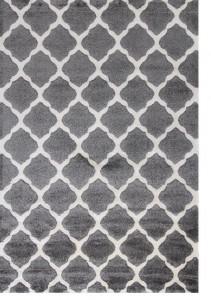 Covor Texture TEX-003F Grey, Tesut mecanic