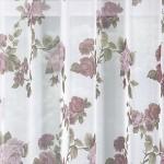 Perdea Róża 140X300 Alb/Violet 1 buc 2