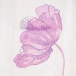Perdea Doris 140X250 Crem/Violet 1 buc 7