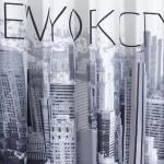 Perdea Newyork 140X250 Gri Închis 1 buc 2