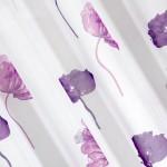 Perdea Doris 140X250 Crem/Violet 1 buc 3