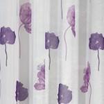 Perdea Doris 140X250 Crem/Violet 1 buc 5