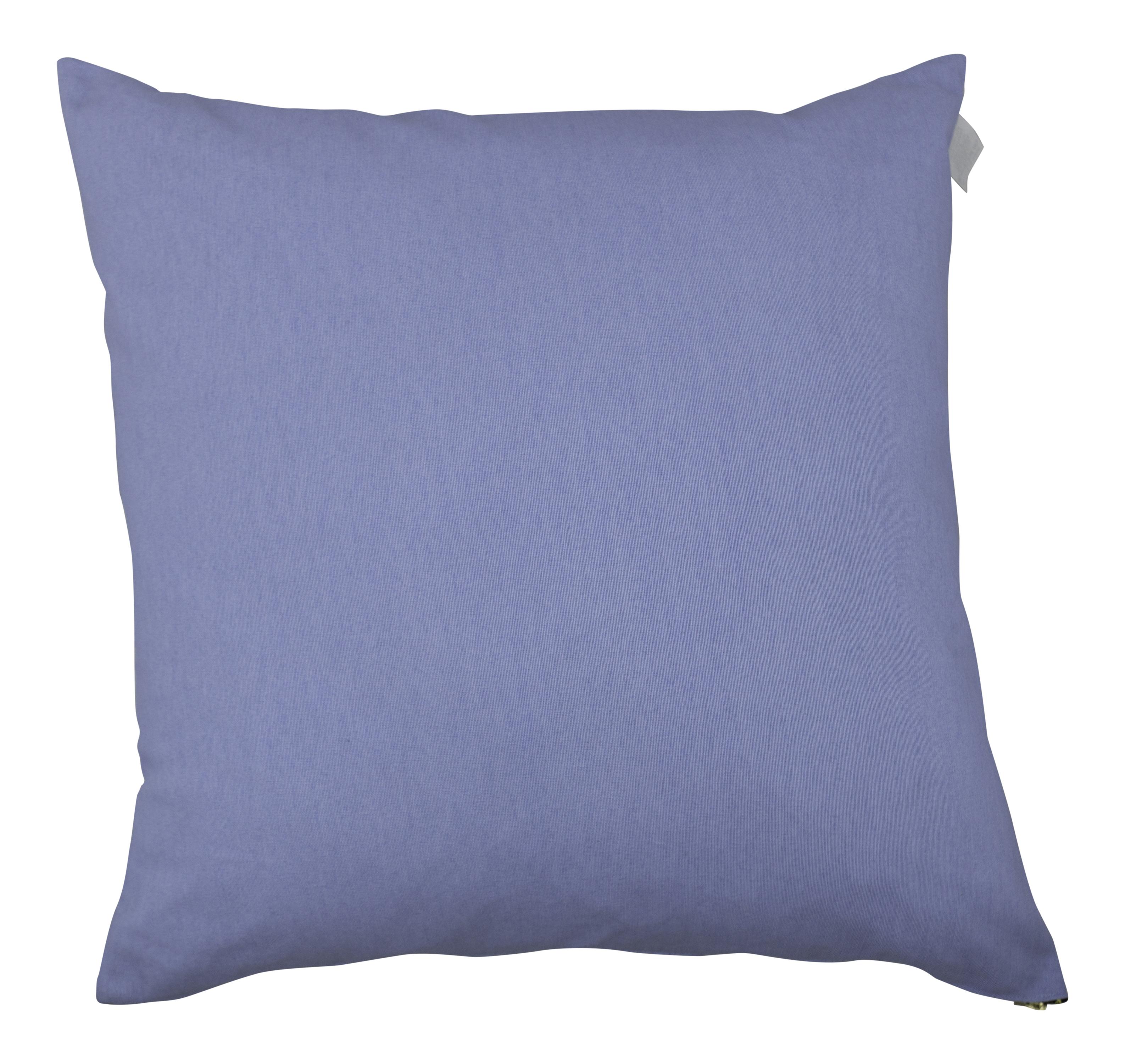Set 2 perne decorative Deco Blue Breeze / Granite Grey
