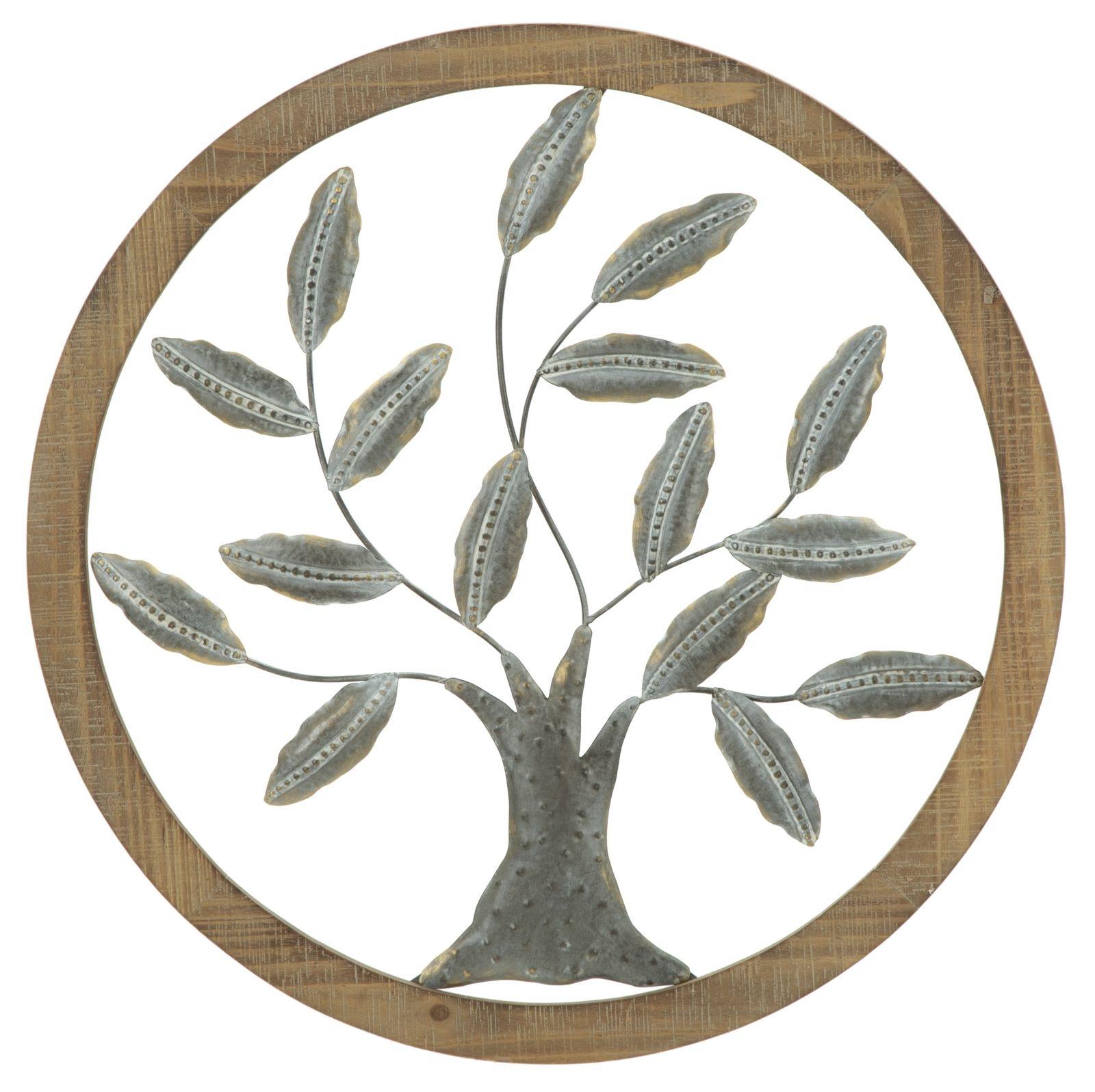 """Decoratiune de perete """"Life Tree II"""", Ø 59 cm"""