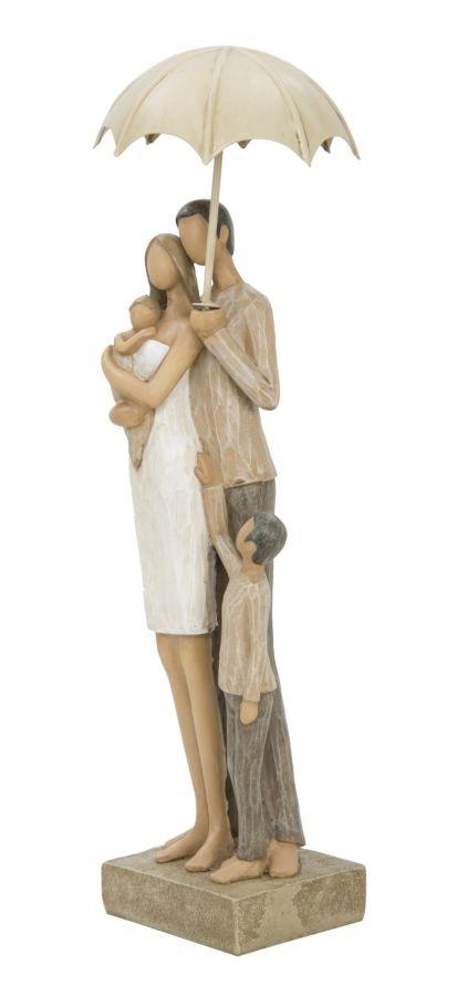 Decoratiune Family H 26 cm
