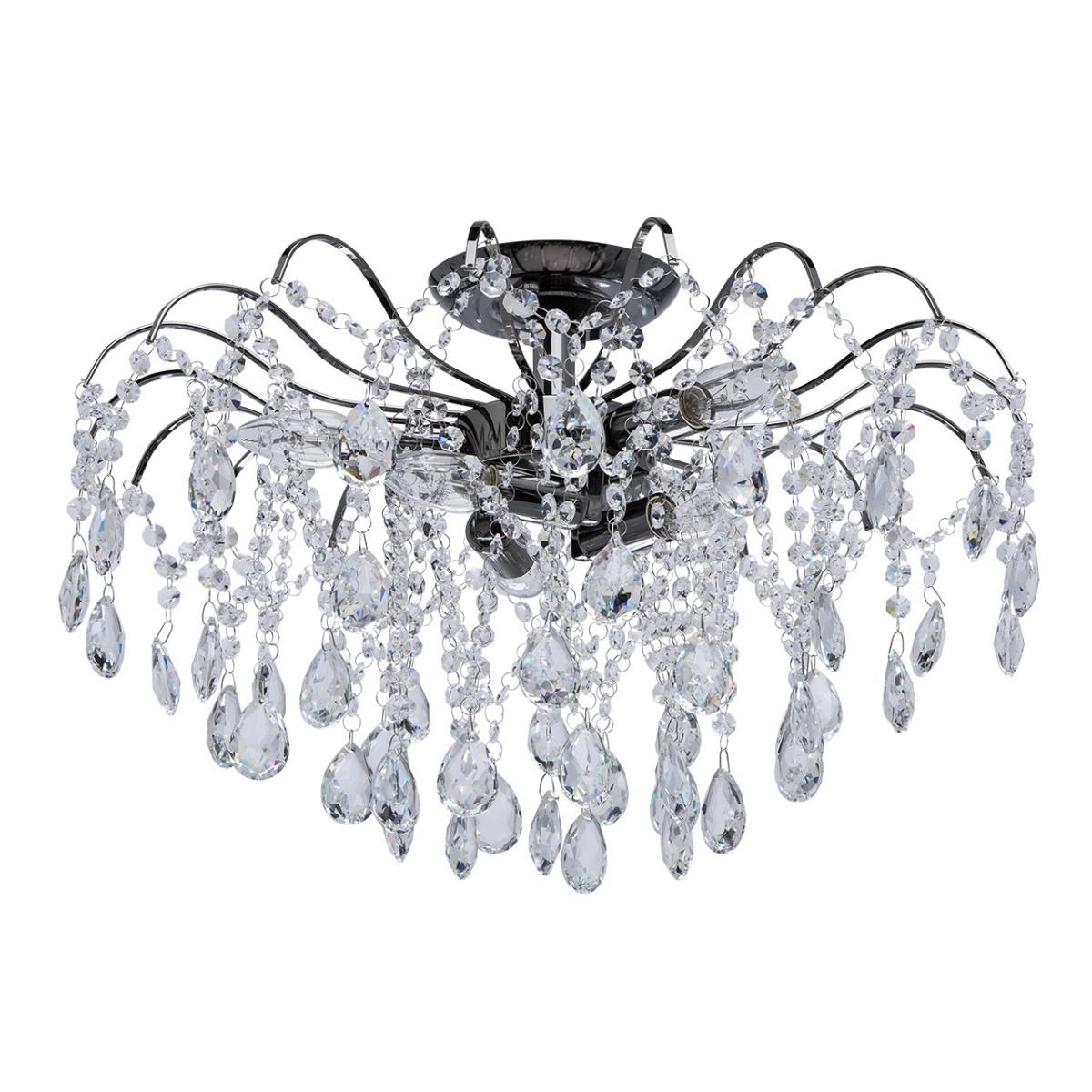 Plafoniera Demarkt Crystal