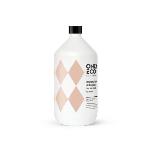 Detergent lichid pentru rufe delicate, ingrediente naturale, 1000 ml, Only Eco imagine