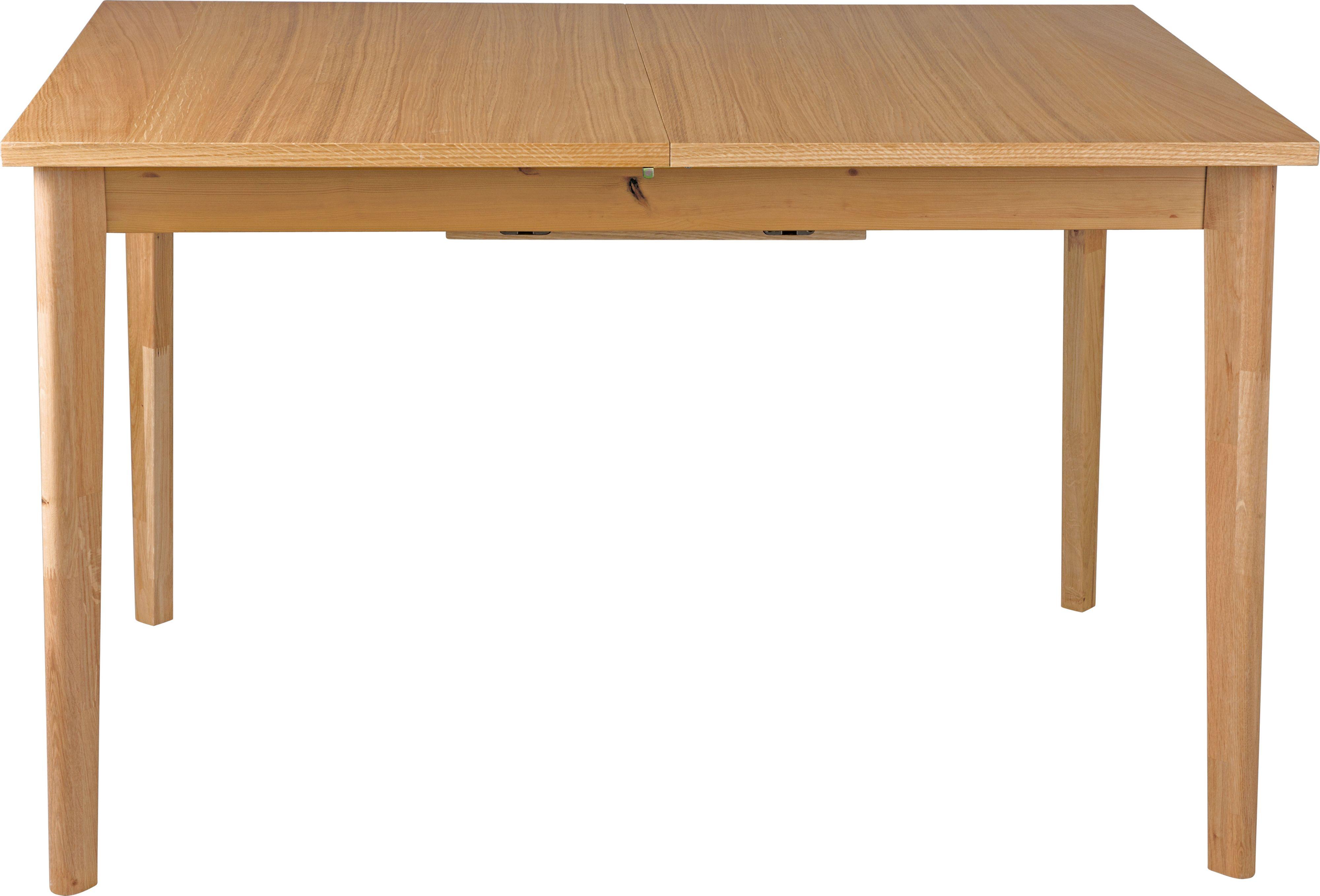 Masa extensibila Evie Oak, L120-150xl80xh75 cm