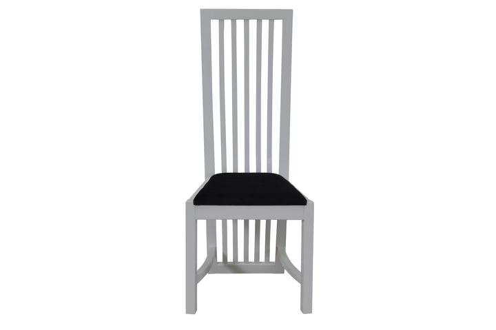 Scaun din lemn Dolce White