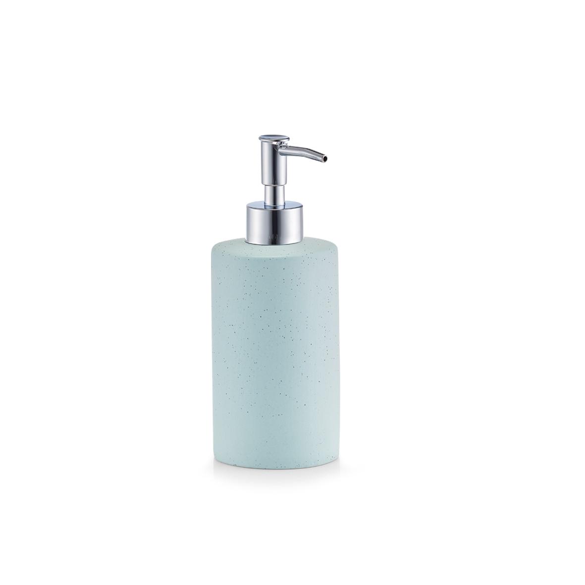 Dozator pentru sapun din portelan Pastel Mint O 74xH185 cm