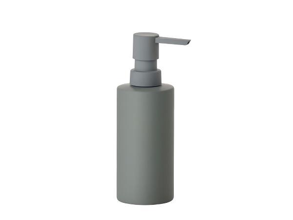 Dozator pentru sapun din portelan Solo, Ø6xH17 cm, Zone Denmark imagine