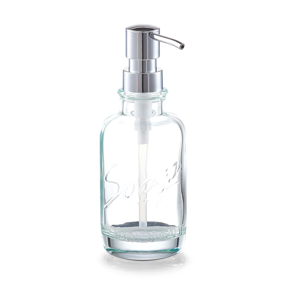 Dozator pentru sapun din sticla O 73xH195 cm