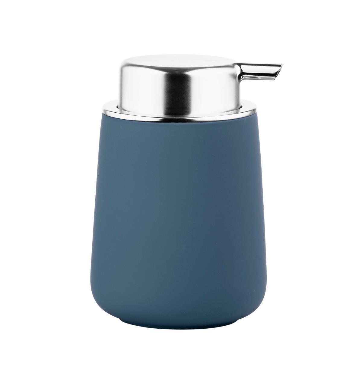 Dozator pentru sapun Nova, Zone-Albastru imagine