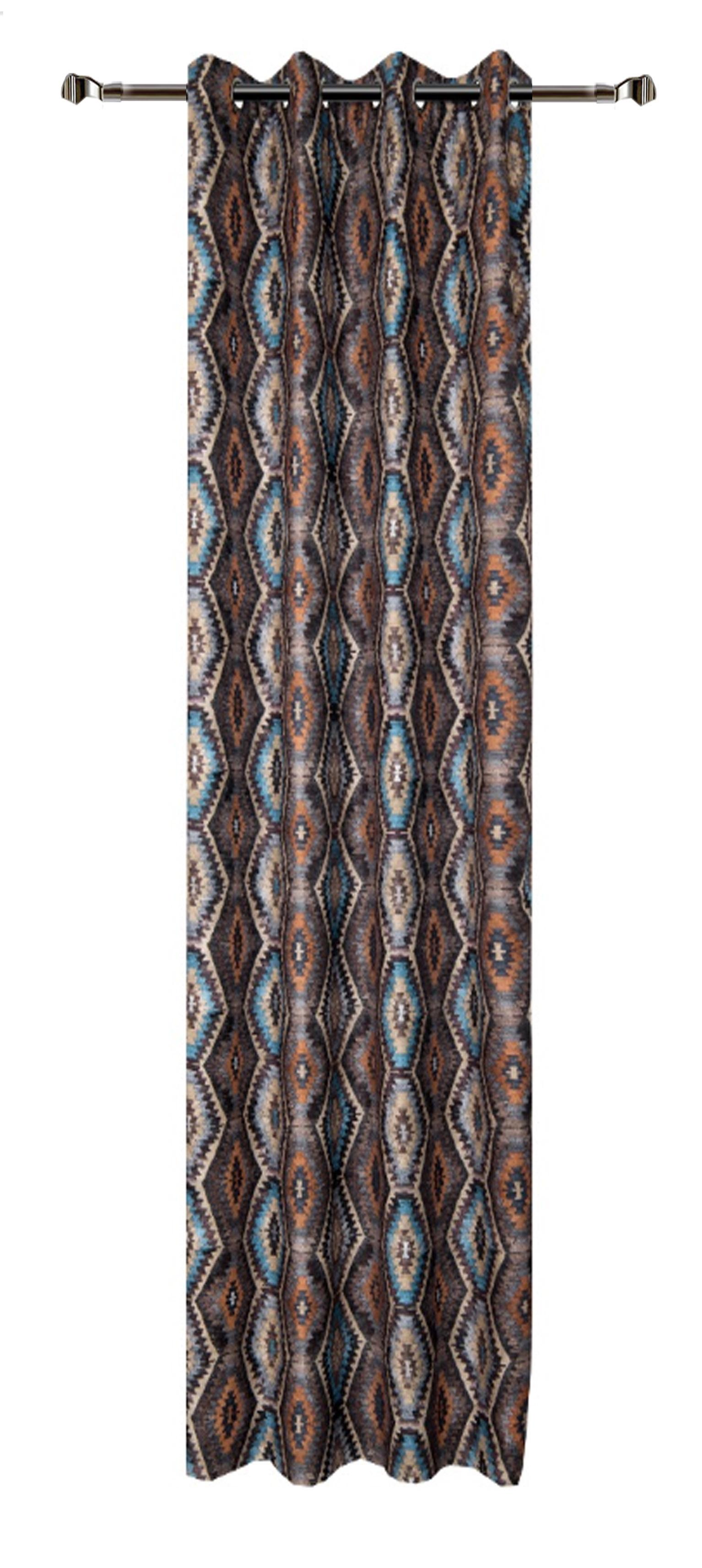 Draperie Home RM-8322-2A Multicolor 140 x 270 cm 1 bucata