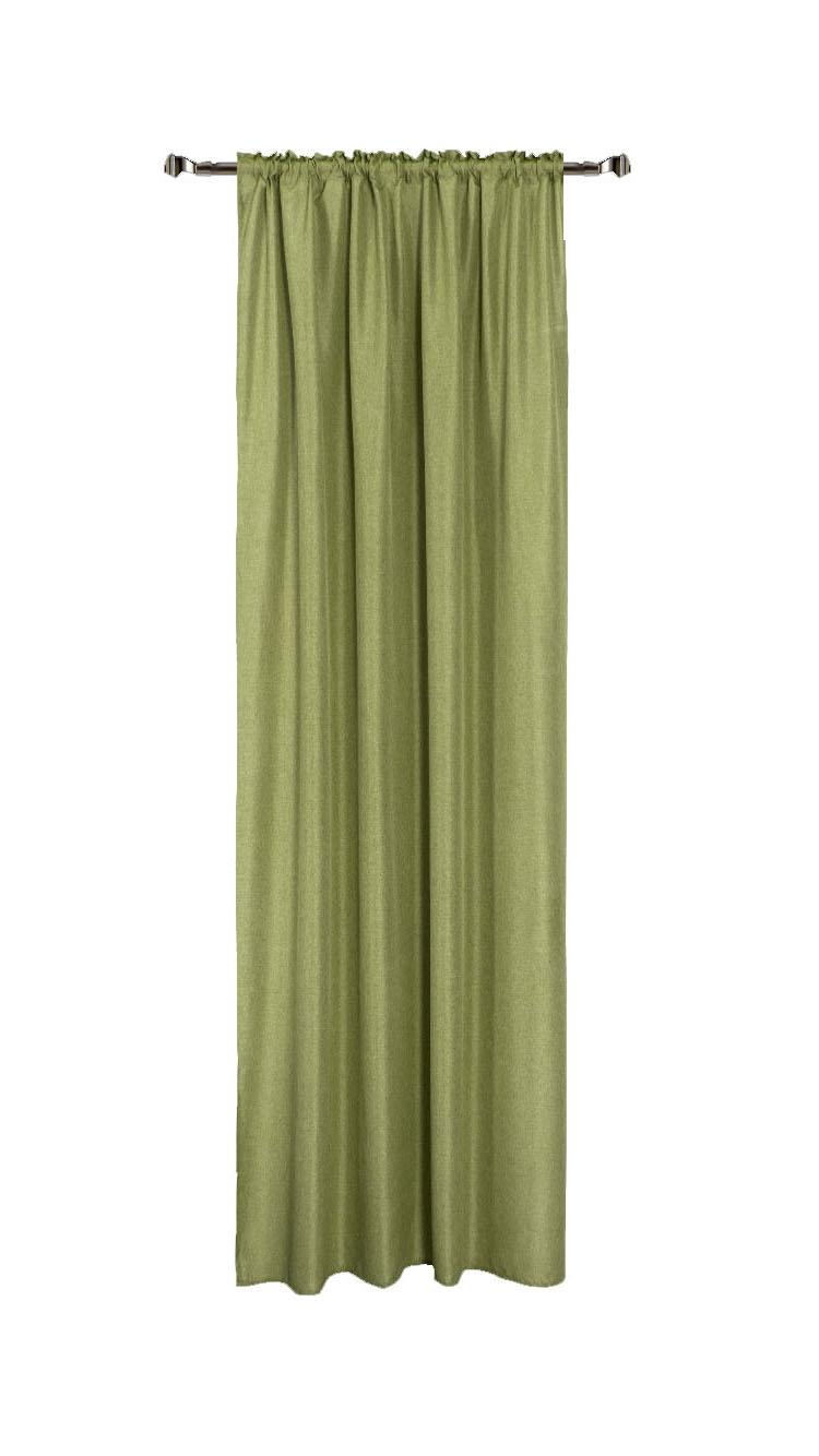 Draperie Home RM-KS748-30 Olive 140 x 270 cm 1 bucata