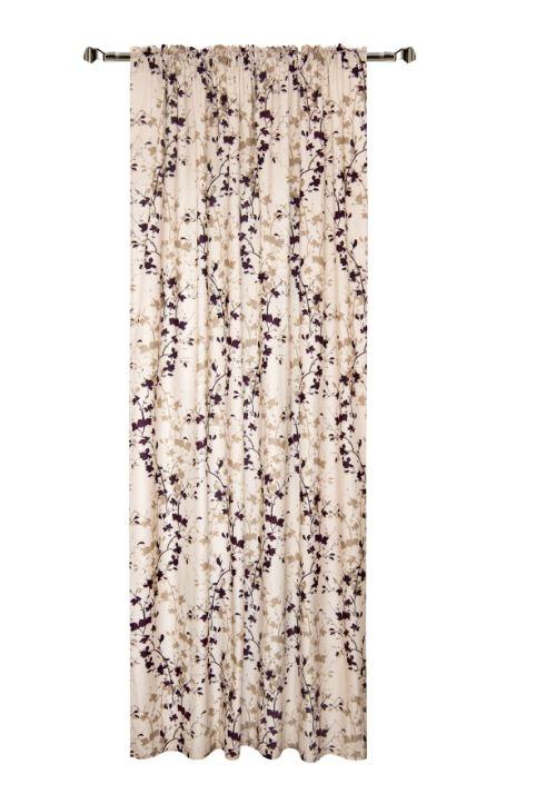 Draperie Home RM-SY1-10 Flowers 140 x 270 cm 1 bucata