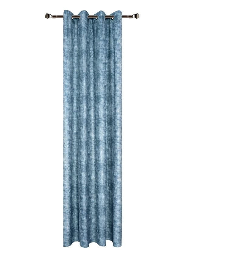 Draperie Home RM-TEY2339-72 Blue 140 x 270 cm 1 bucata