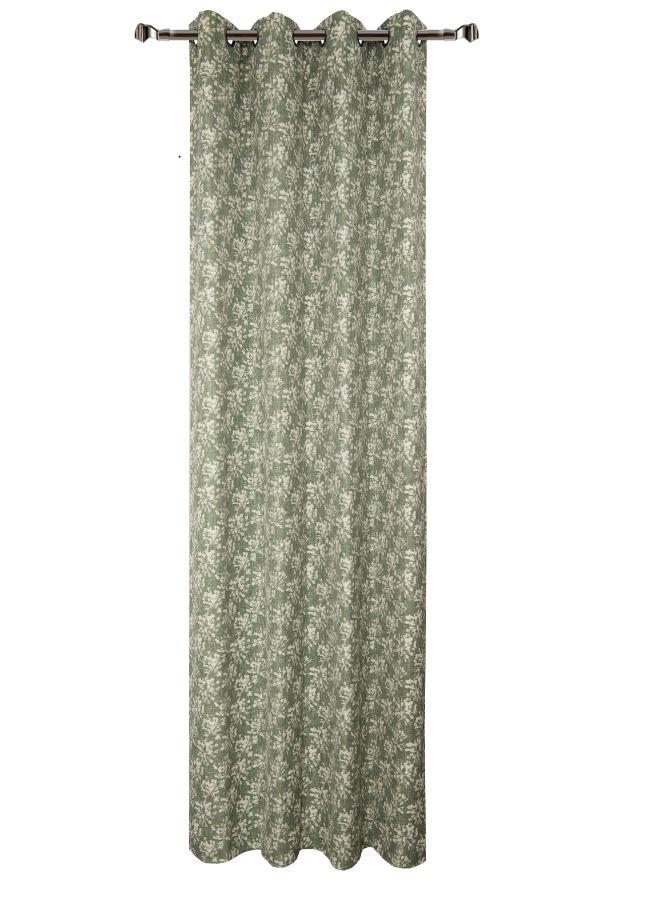 Draperie Home RM-YF959-26 Olive 140 x 270 cm 1 bucata