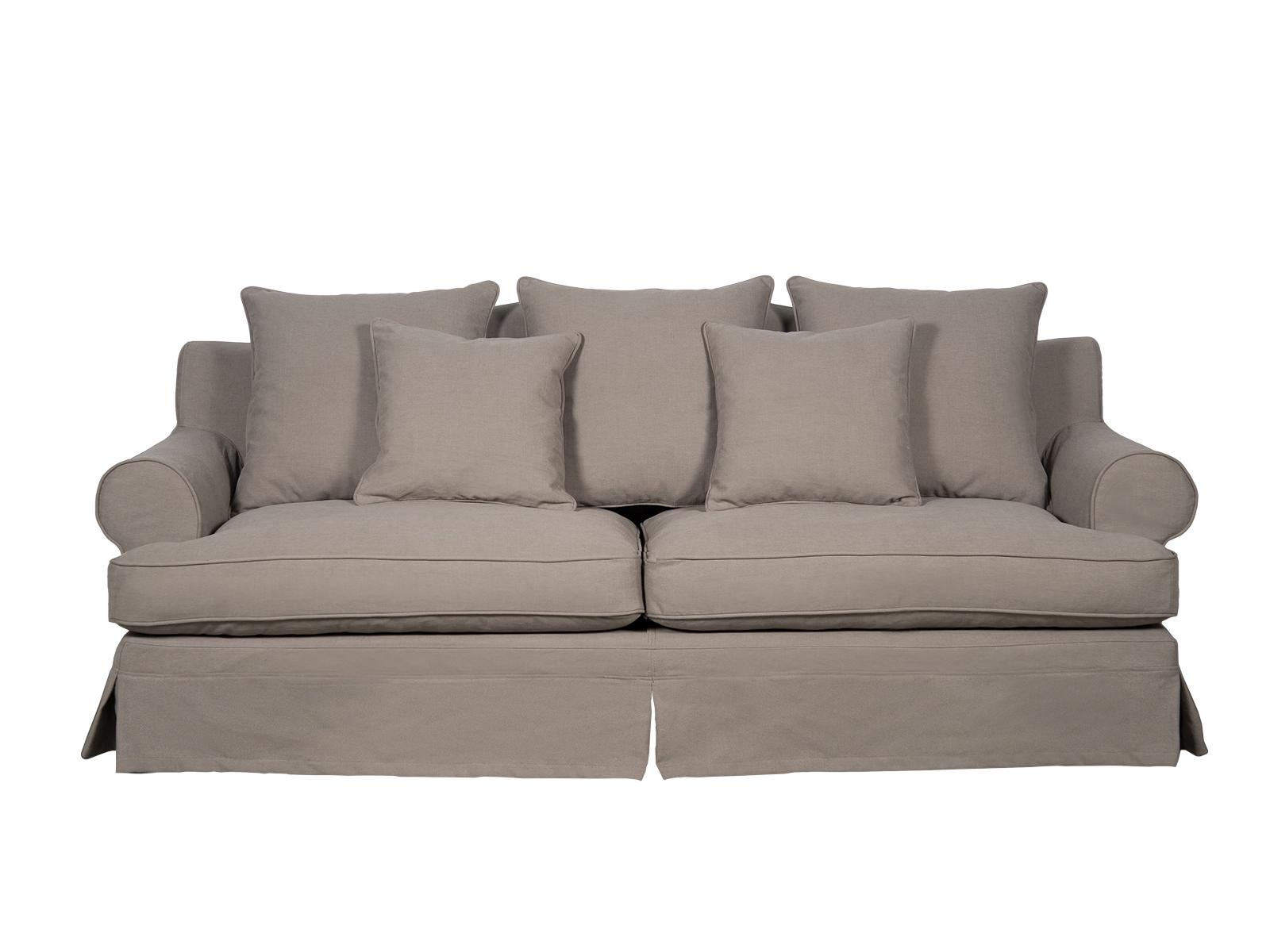 Canapea fixa 3 locuri Lucerne Brown
