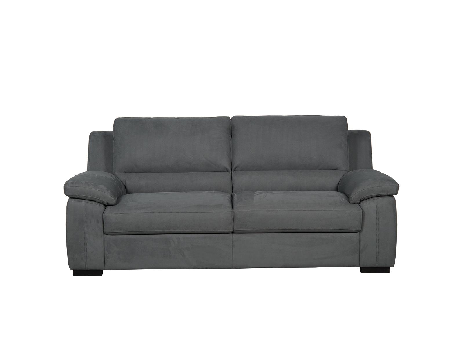 Canapea fixa 3 locuri Rubis Grey