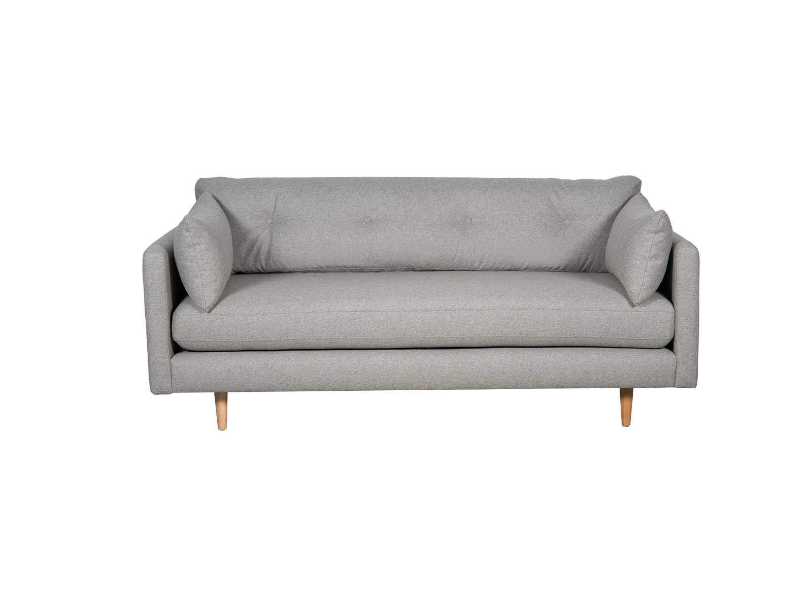 Canapea Fixa Gri Poza