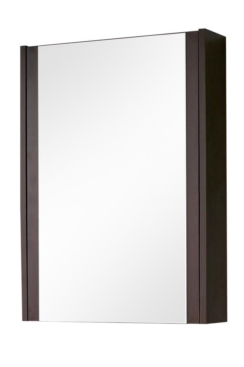 Dulap baie suspendat cu 1 usa si oglinda New York l50xA14xH69 cm