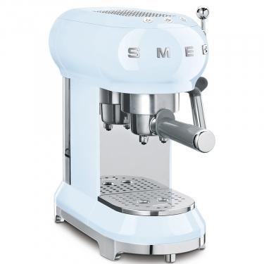 Espressor Cafea ECF01PBEU Albastru Pastel Retro 50 SMEG