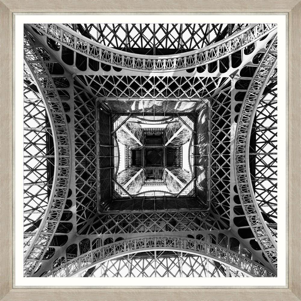 Tablou Framed Art Eiffel Detail