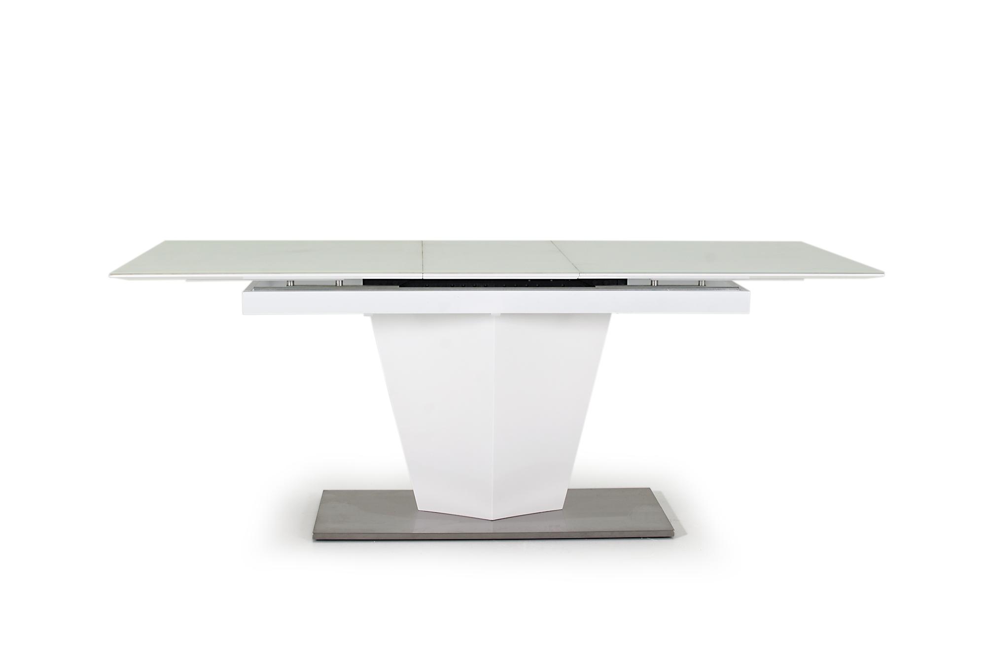 Masa dIn MDF Essence White, L160-200xl90x h76 cm