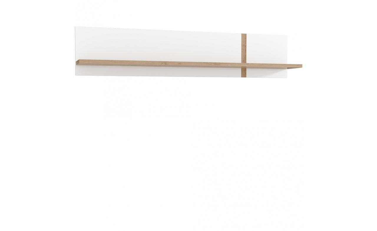 Etajera Blanka L145xl22xh30 cm