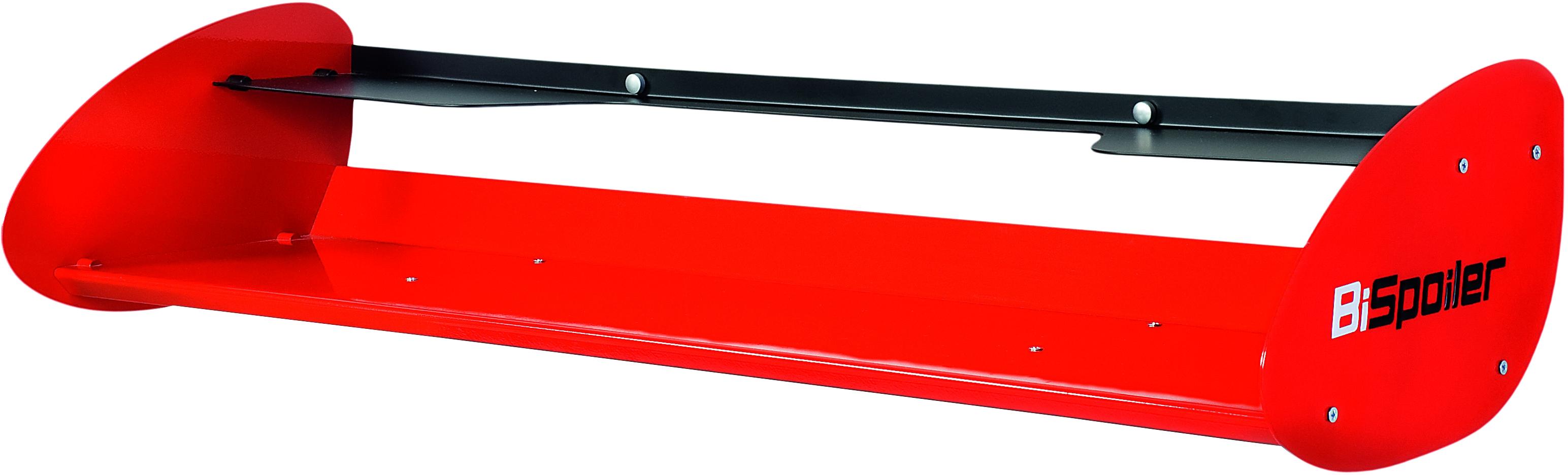 Etajera din pal si metal pentru copii Champion Racer Red / Grey l91xA29xH21 cm