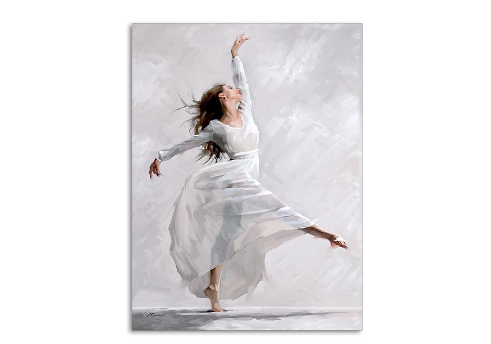 Tablou Canvas Waterdance Dancer I 60x80 cm