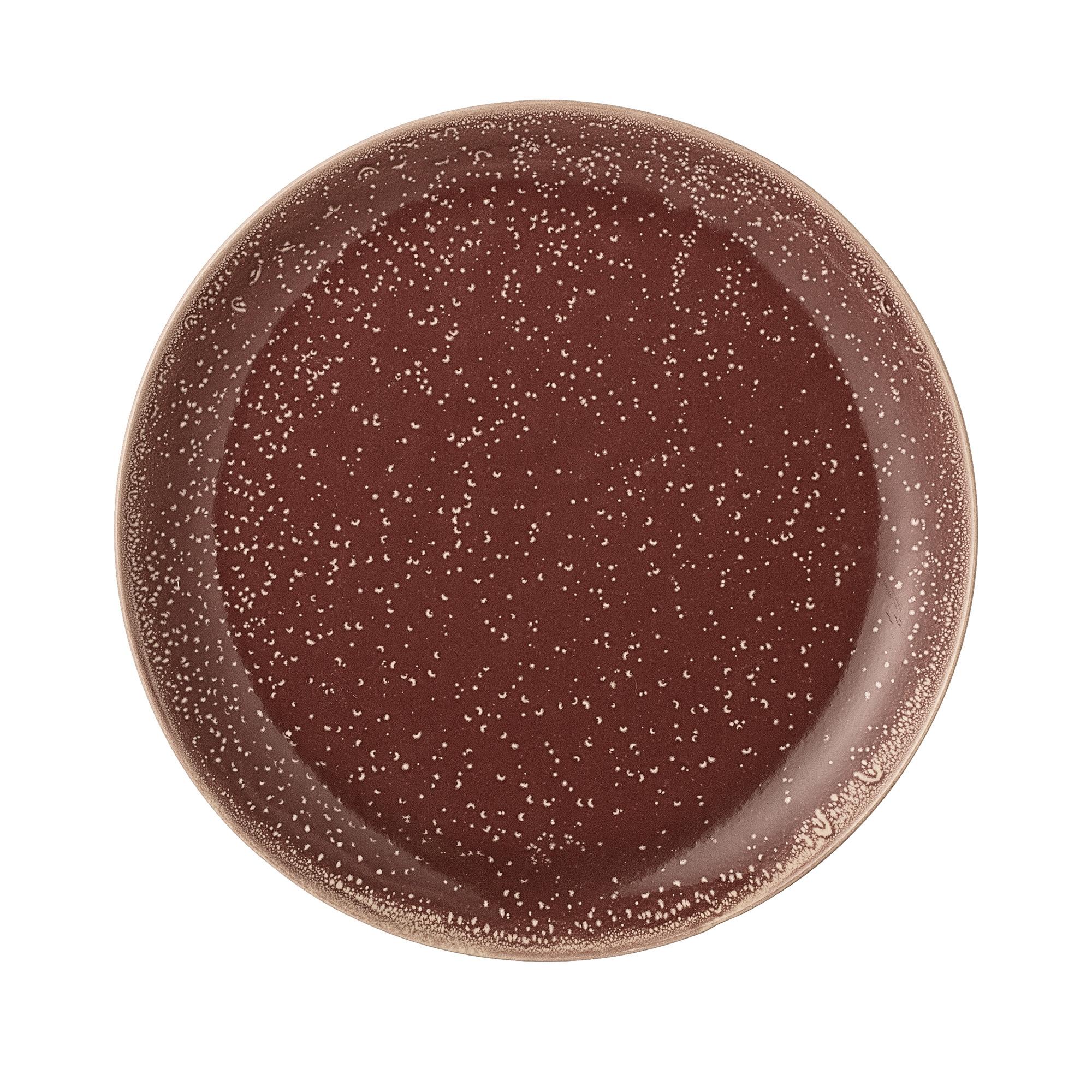 Farfurie Joelle din ceramica Red O20 cm