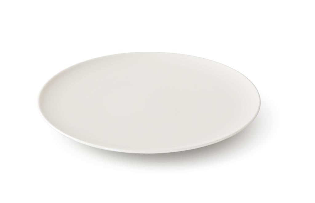 Farfurie salata din portelan, Voice Basic Alb, 21 cm, Villeroy & Boch somproduct.ro