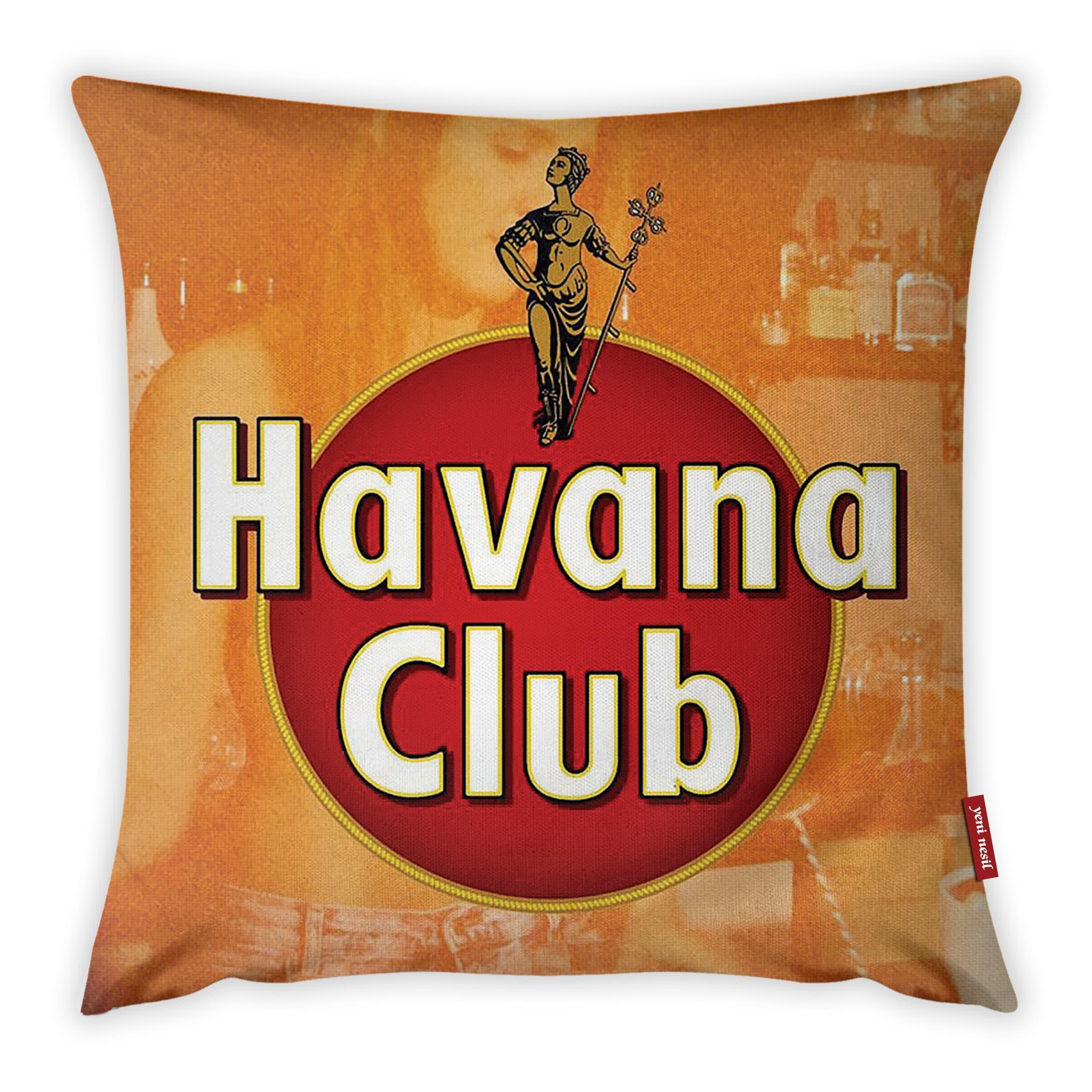 Fata de perna Havana Club YK339 Multicolor, 42 x 42 cm