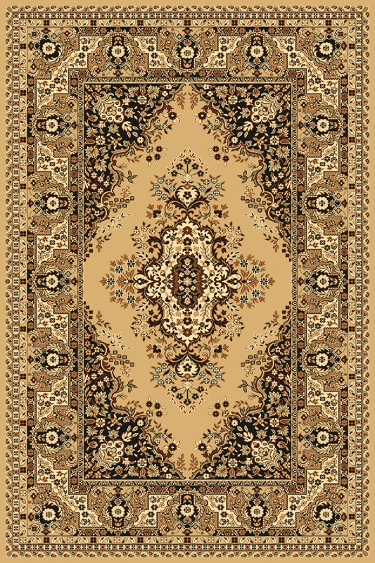 Covor Fatima Beige, Wilton-170 x 240 cm imagine