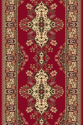 Traversa Fatima Dark Red, Wilton
