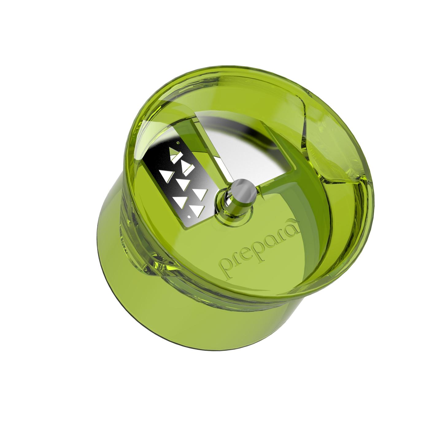 Feliator de legume in spirala Prepara Green