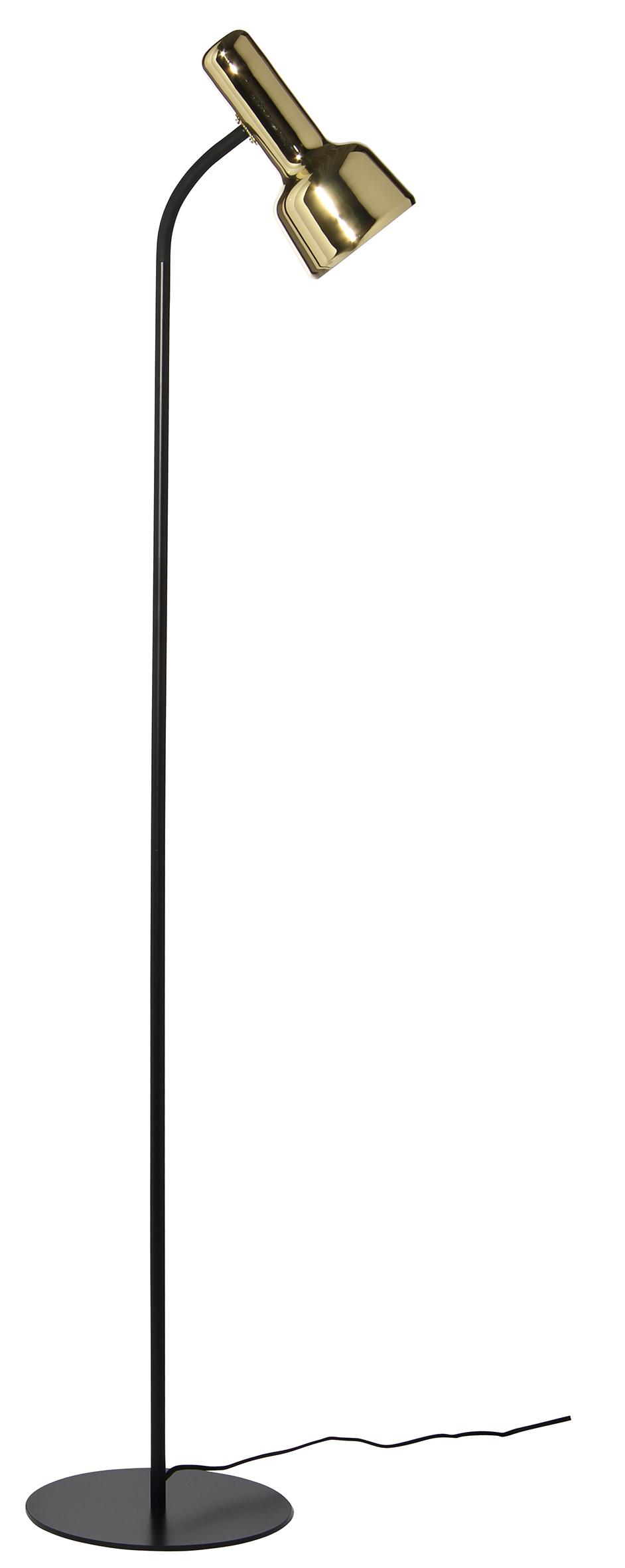 Lampadar Flex Brass / Black