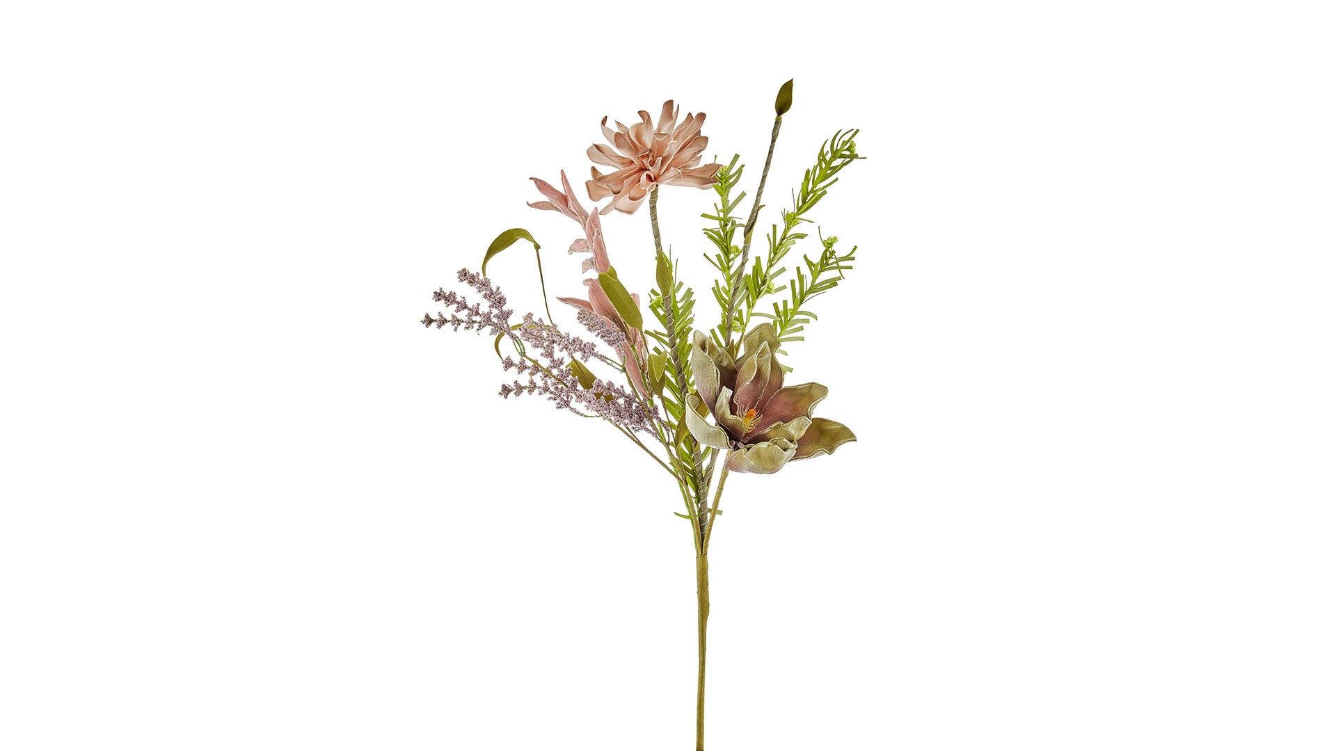 Floare artificiala Diamond Multicolor, H30 cm imagine