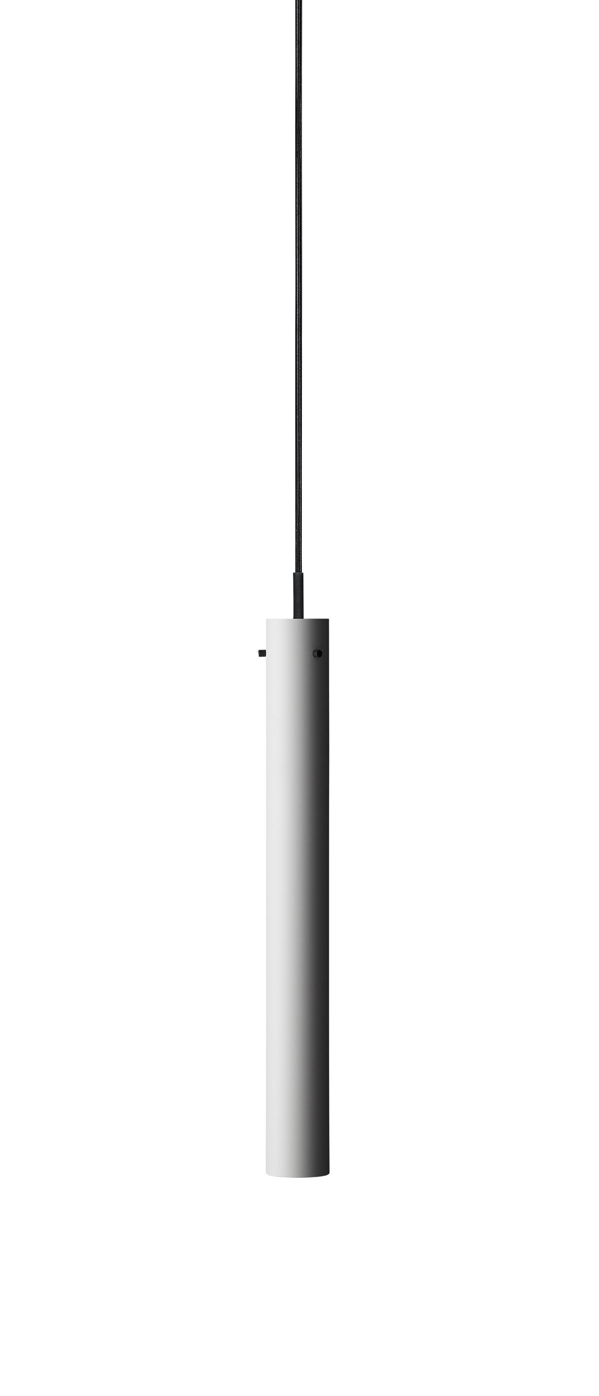 Lustra FM 2014, Ø5,5 cm, H48 cm, White