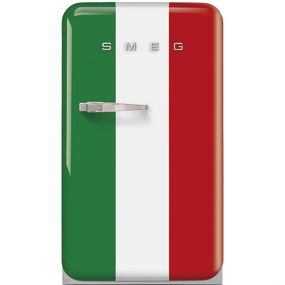 Frigider minibar FAB10HRIT Italy 55 cm Retro 50 SMEG